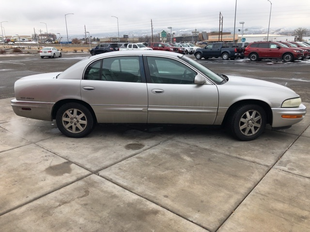 Pre-Owned 2004 Buick Park Avenue Base
