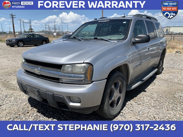 Pre-Owned 2004 Chevrolet TrailBlazer EXT LT
