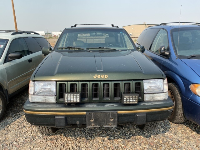Pre-Owned 1995 Jeep Grand Cherokee Limited