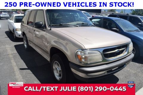 Pre-Owned 1998 Ford Explorer XLT