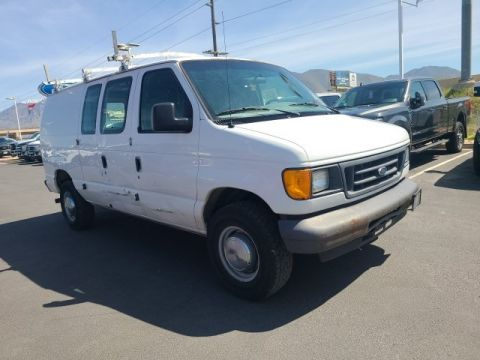 Pre-Owned 2006 Ford E-250 Commercial