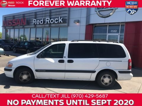 Pre-Owned 2000 Chevrolet Venture LS