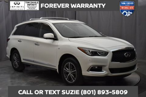 Pre-Owned 2017 INFINITI QX60 Blind Spot Warning