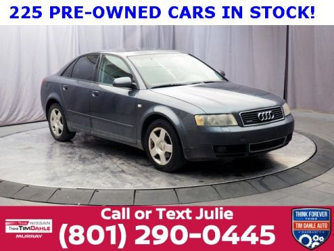 Pre-Owned 2002 Audi A4 1.8T
