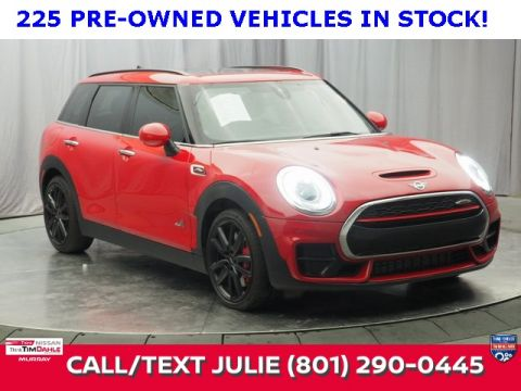 Pre-Owned 2019 MINI John Cooper Works Clubman ALL4 Signature